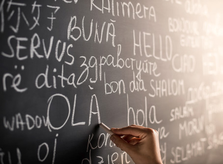 Top 9 Language classes on Udemy