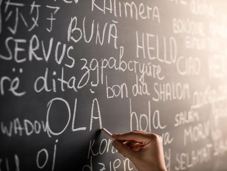 ¿Cuál idioma debería aprender ahora?