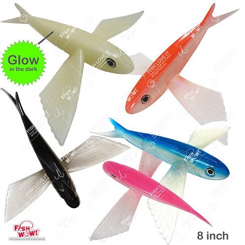 Unrigged Flying Fish