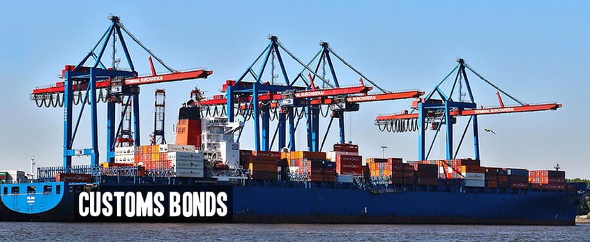Customs Bonds Picture