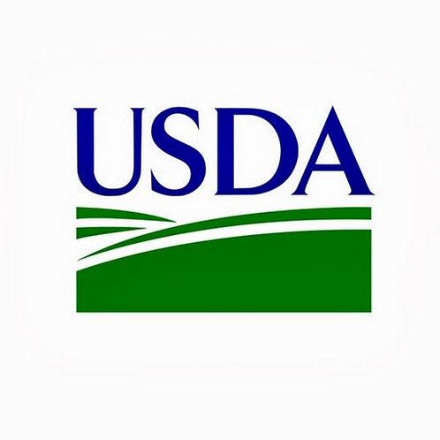 USDA Registrations