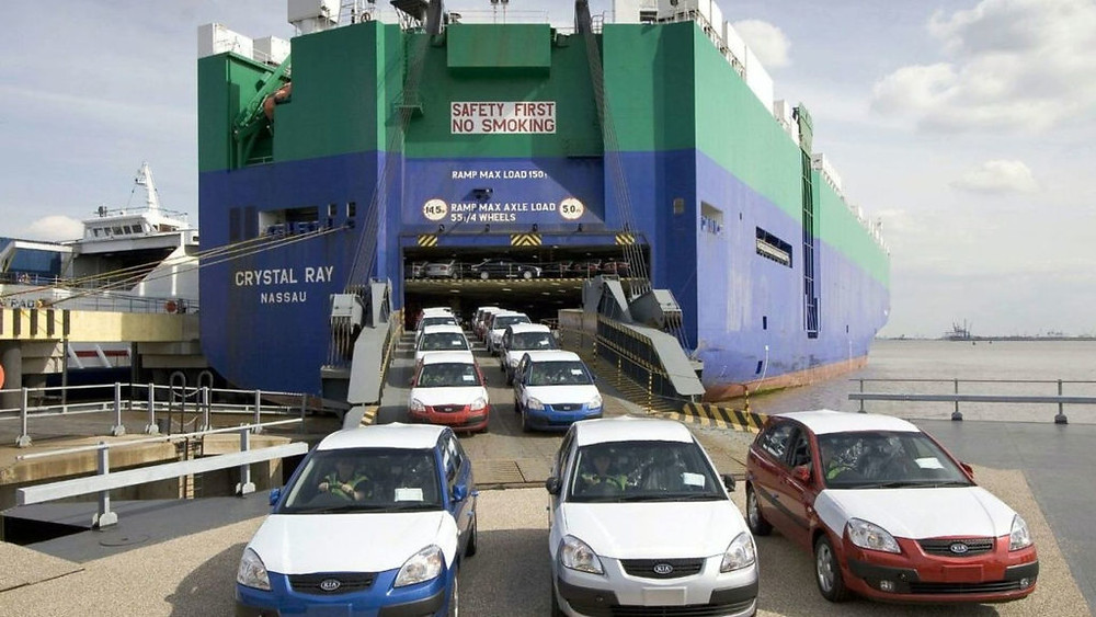 ISF Filing for Importing Cars and Vehicles