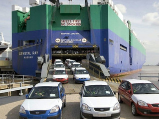 ISF Filing for Importing Cars and Vehicles into the United States