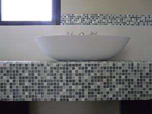 salle de bains sur mesure #byfitzgerald