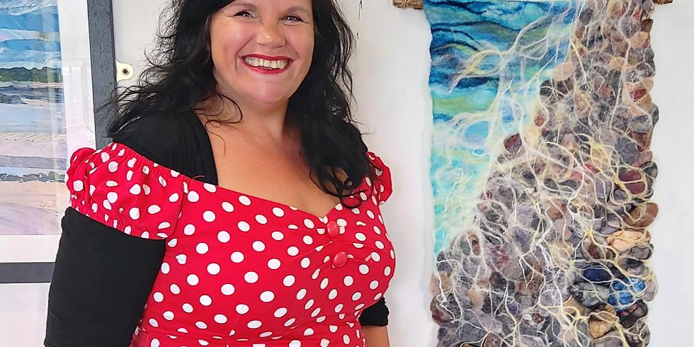 Joanna Smith : Rediscovery of the joy of art.