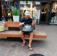 Streetmusic Nordwijk