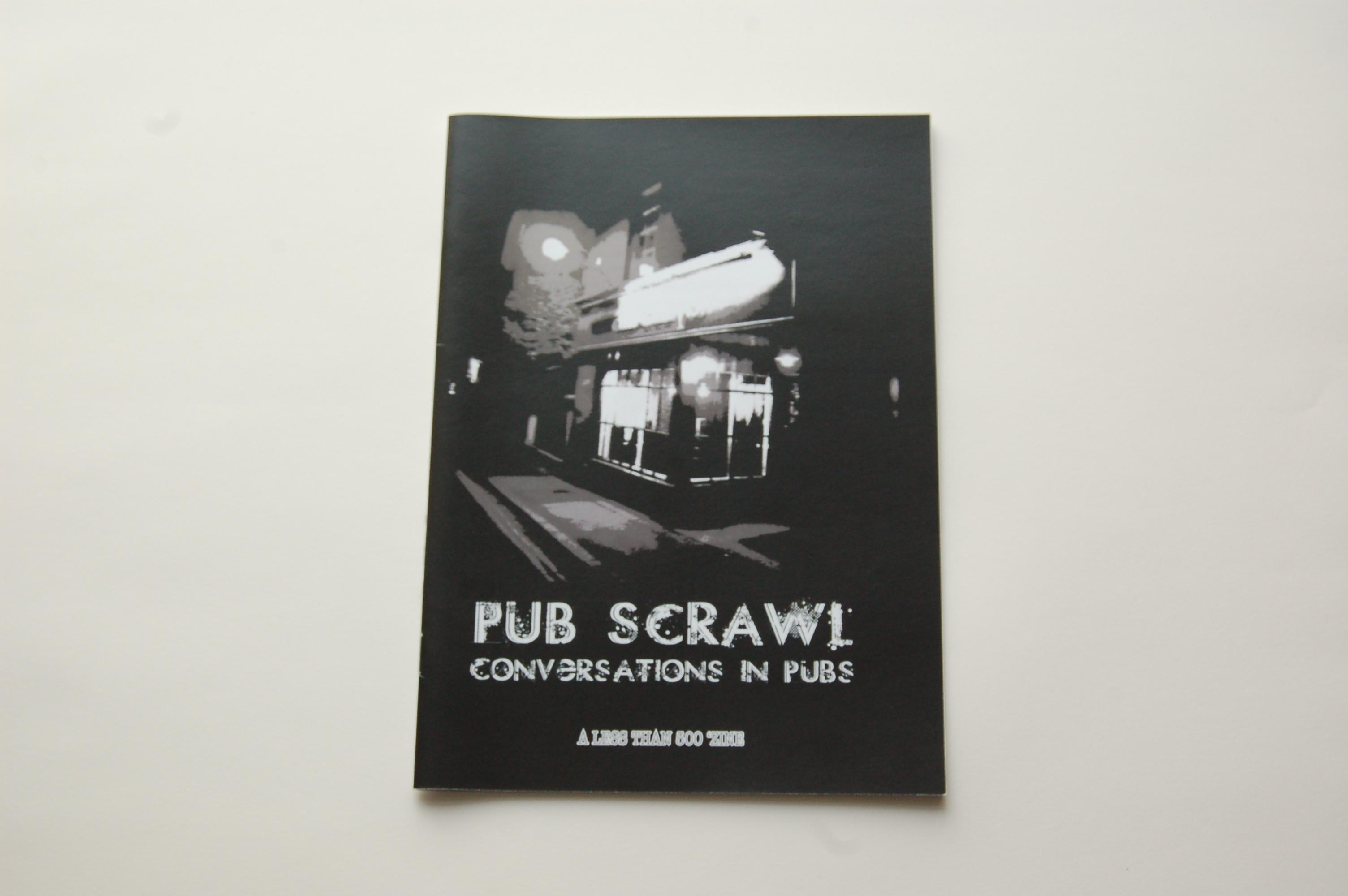 Pub Scrawl