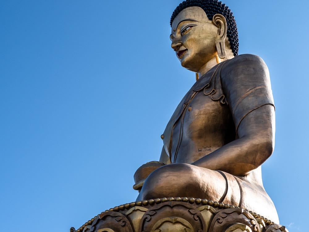 Buddhalaisuuden tärkein opetus: elämässä on kärsimystä.