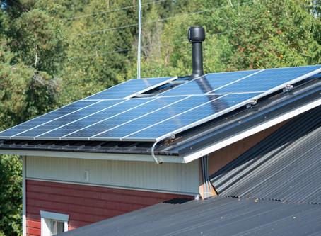 Miksi sinunkin kannattaa hankkia aurinkopaneelit?