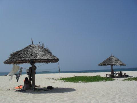 Bongoyan saari on kuin maanpäällinen paratiisi.