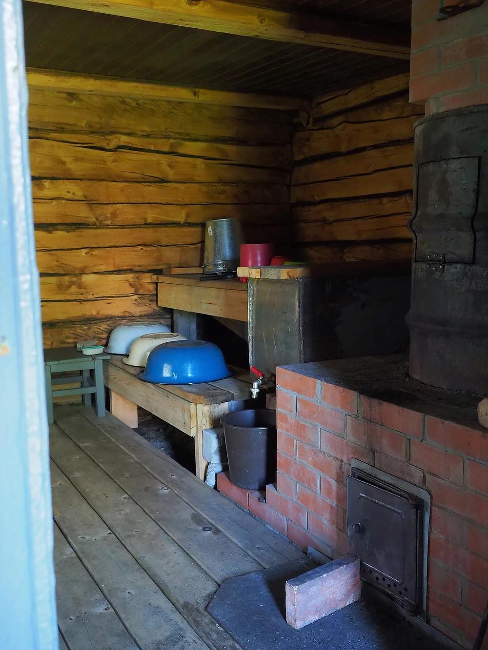 Vienalainen sauna