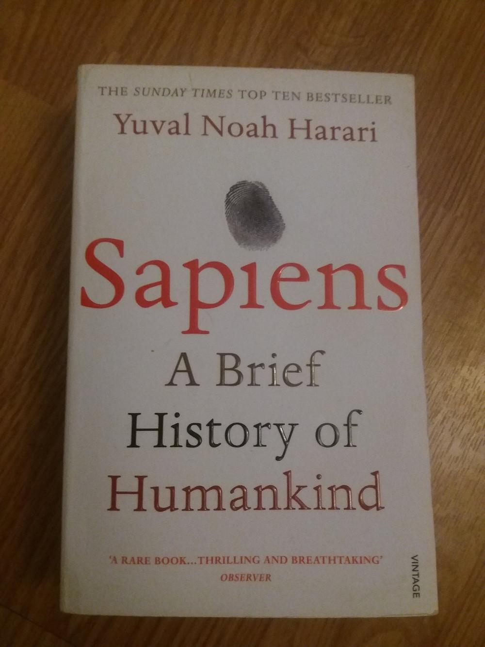 Yuval Noah Harari: Ihmisen lyhyt historia