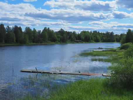 Vienan Karjalan runokylissä – Vuokkiniemi, Latvajärvi, Uhtua (Kalevala), Haikola ja Jyskyjärvi