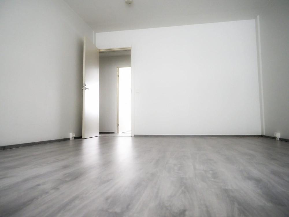 Kodin remontin jälkeen ovet ovat auki tyytyväisille asujille.