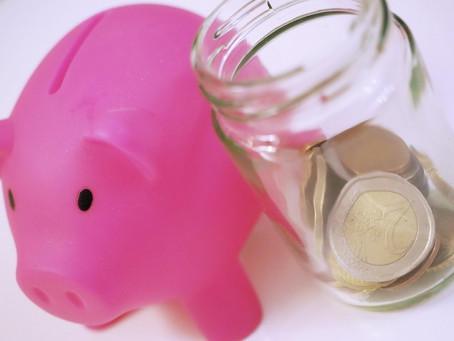 10 tapaa säästää rahaa yli 1000e/kk