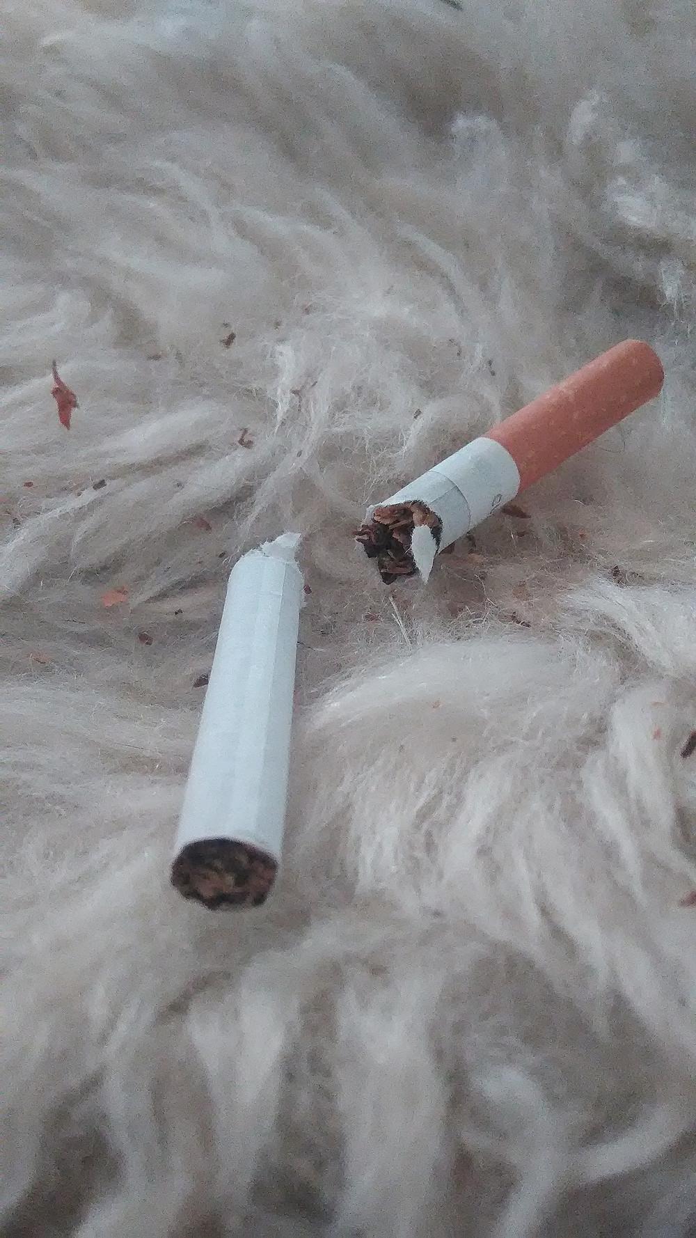7 eri tapaa tupakoinnin lopettamiseen.