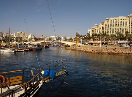 Eilatista Jerusalemiin – Ensi kertaa Israelissa 14 vuoden jälkeen