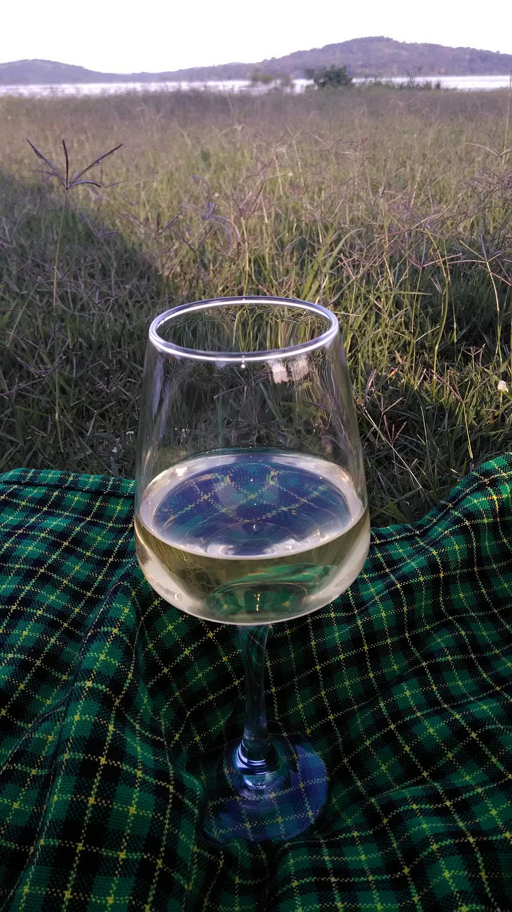 Victoriajärven ranta on suosittu piknikpaikka sunnuntaisin