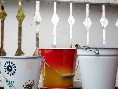 Vähennä veden kulutusta: testissä sadevesi ja kuivakäymälä