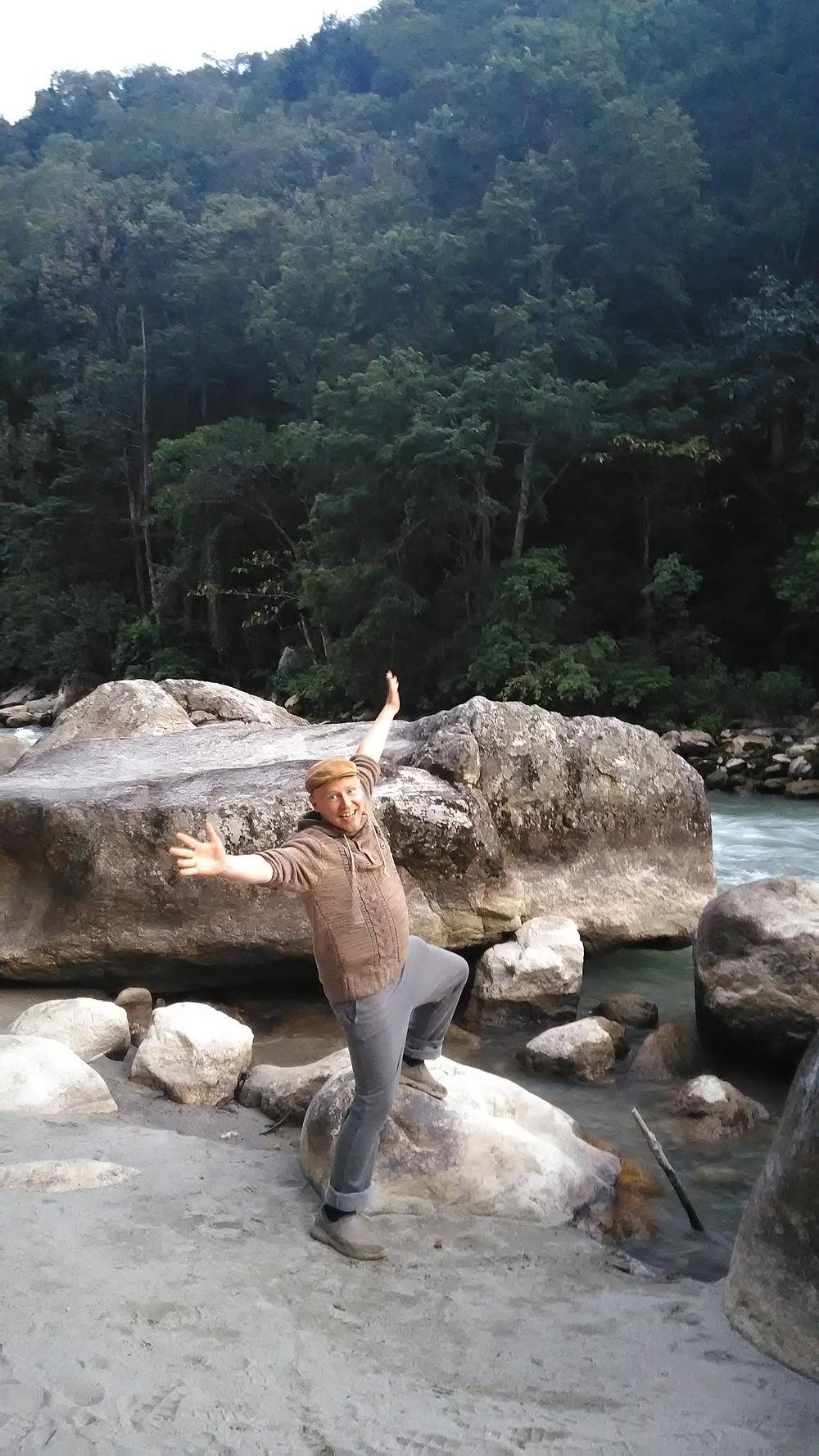 Pekalle matka Himalajalle oli unelmien täyttymys.