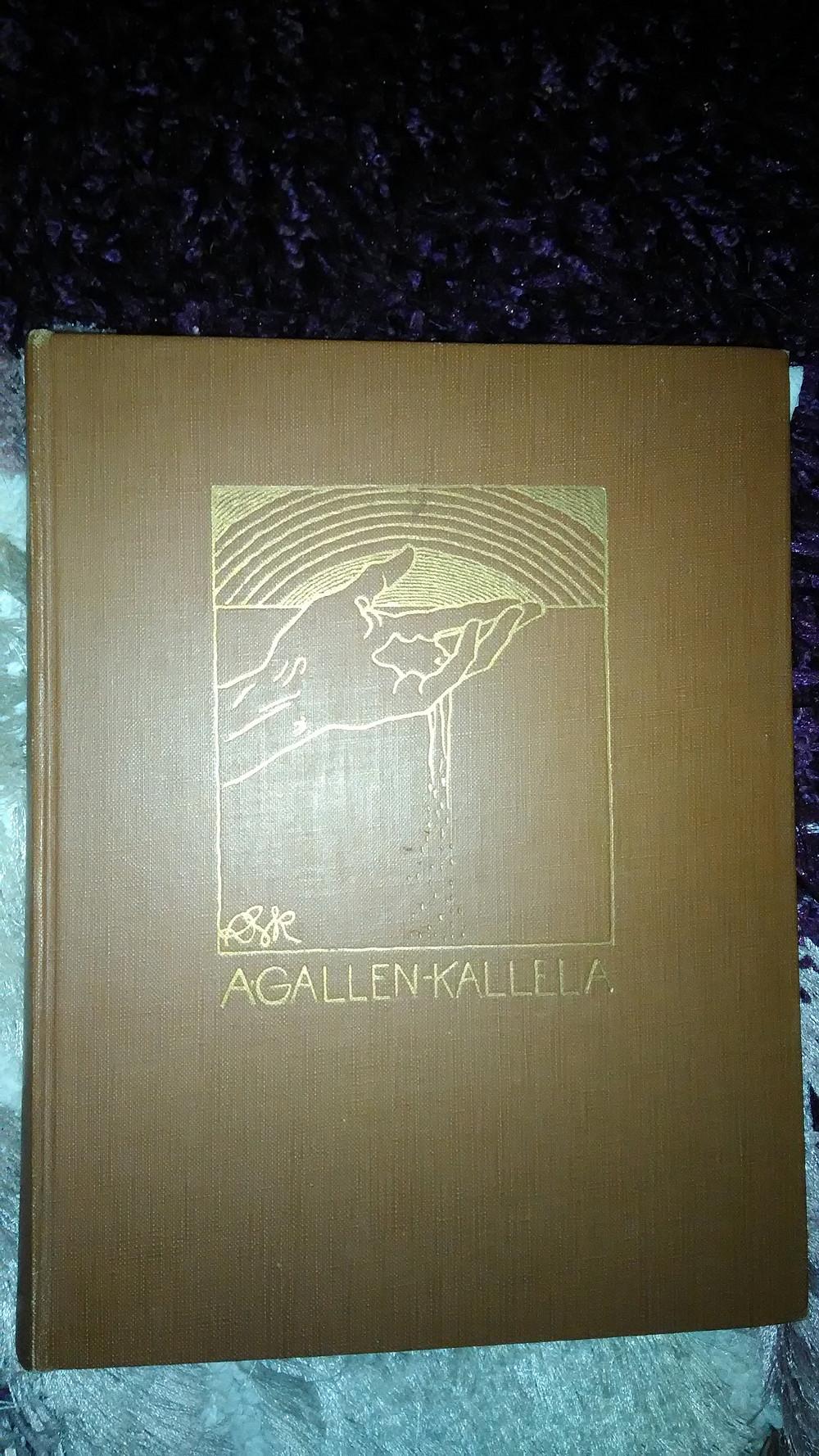 Akseli Gallen-Kallelan Afrikka-kirja on ehtaa aikalaiskuvausta.