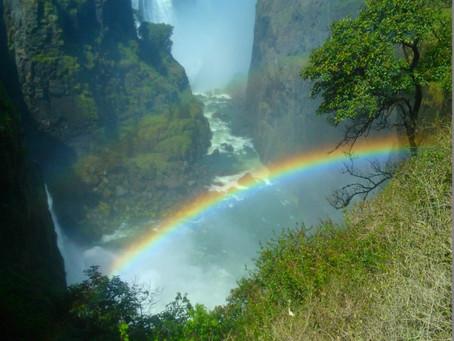 Etelä-Afrikasta Sambiaan maitse - muistoja Zimbabwesta, Sambiasta ja Botswanasta