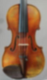 Violon modèle Guarneri