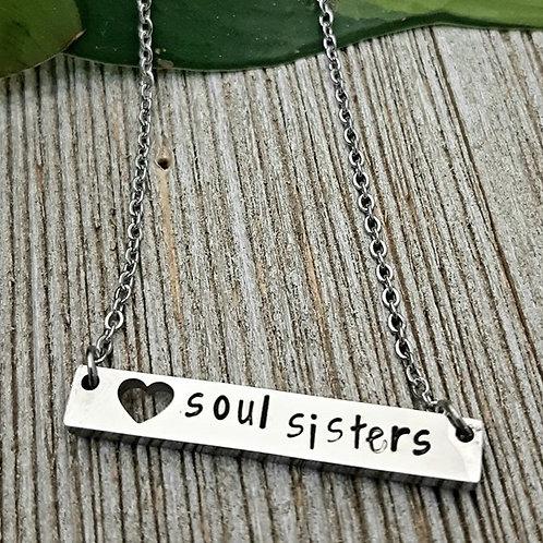 Stainless Steel - Soul Sisters