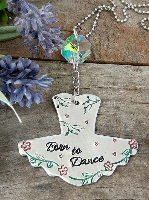 Born to Dance Suncatcher