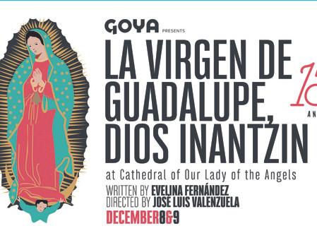 La Virgen de Guadalupe: Dios Inantzin