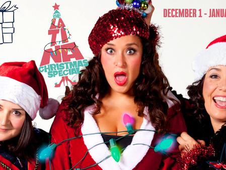Latina Christmas Story