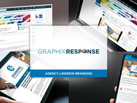 LinkedIn Branding for a Printing Company