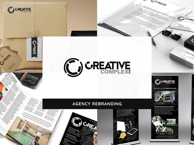 Creative Complex Branding by Creative Complex