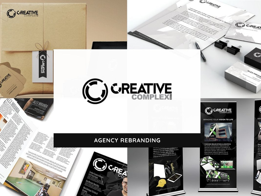 Creative Complex Branding by Creative Complex
