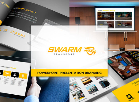 PowerPoint Branding for a Global Logistics Provider