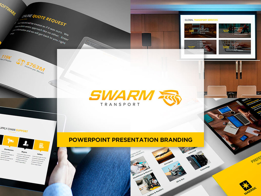 PowerPoint Presentation by Creative Complex