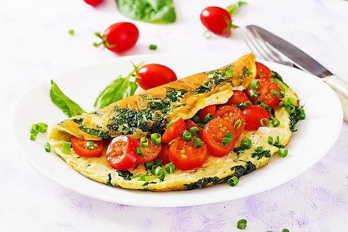 Paleo - 10 Meals + 5 Breakfasts