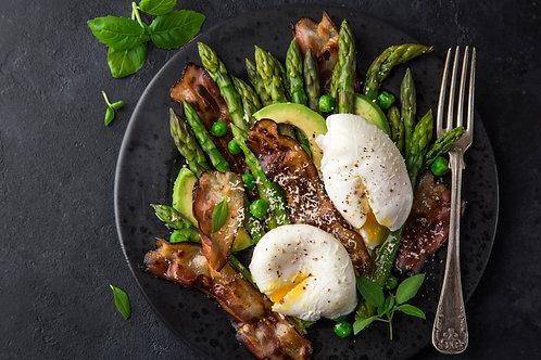 Mesomorph - 10 Meals + 5 Breakfasts
