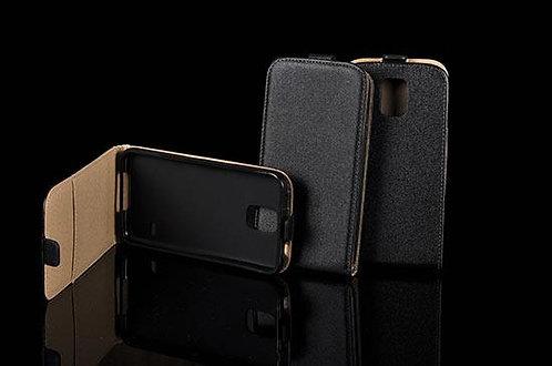 Калъф FLIP LUX силикон за Iphone X / XS 5.8 черен