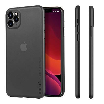 Калъф Memumi SLIM 0.3 / Черен / за iPhone 11 PRO MAX 6.5