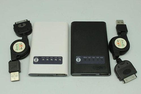 Допълнителна външна батерия 2000 mAh за iPhone 3G / 4GS / IPOD +