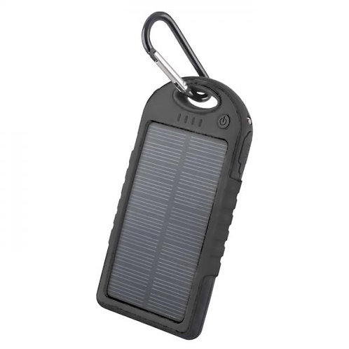 Power bank Forever Solar STB-200 5000mAh / Черен
