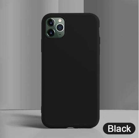 Калъф NEW LSR / Черен / за iPhone X / XS 5.8
