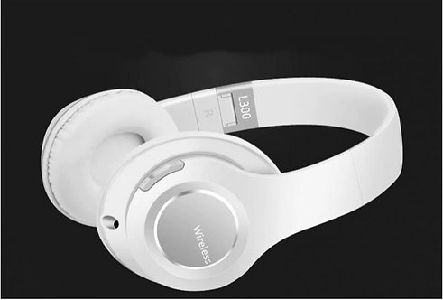 Wireless Handsfree L300 /Бял/