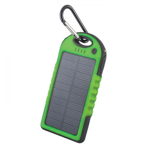 Power bank Forever Solar STB-200 5000mAh / Зелен
