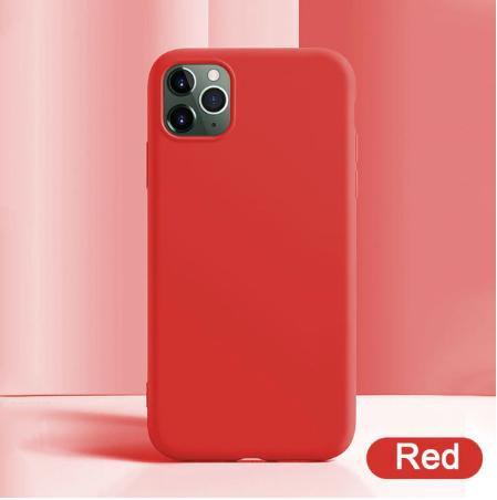 Калъф NEW LSR / Червен / за iPhone 11 Pro 5.8