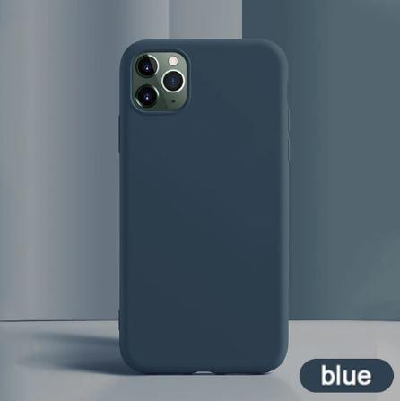 Калъф NEW LSR / Син / за iPhone X / XS 5.8