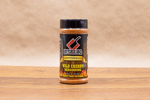 Wild Cherry Dry Rub Seasoning For Chicken, Beef, Ribs & Vegetables | Butcher BBQ