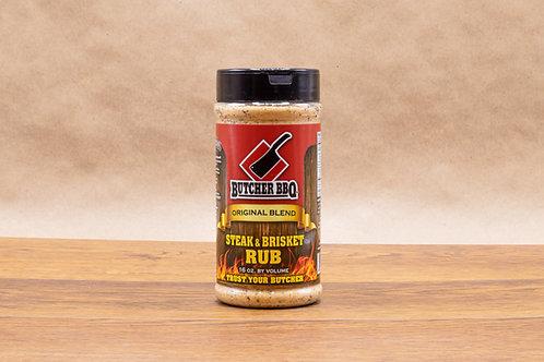 Best Steak & Brisket Rub | Butcher BBQ Dry Rub Seasonings & Spices