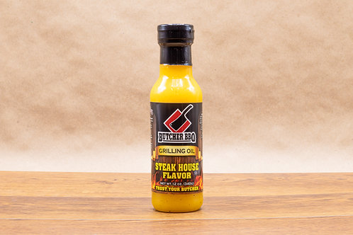 Best Oil For Grilling | Butcher BBQ Steak House Grilling Oil & Marinade